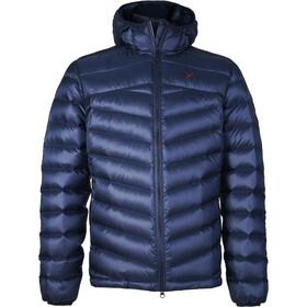 Y by Nordisk Payne Hooded Down Jacket Men, azul
